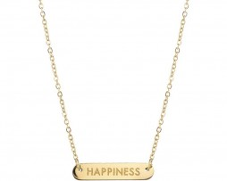 7319-ketting-plaatje-quote-happiness-goud